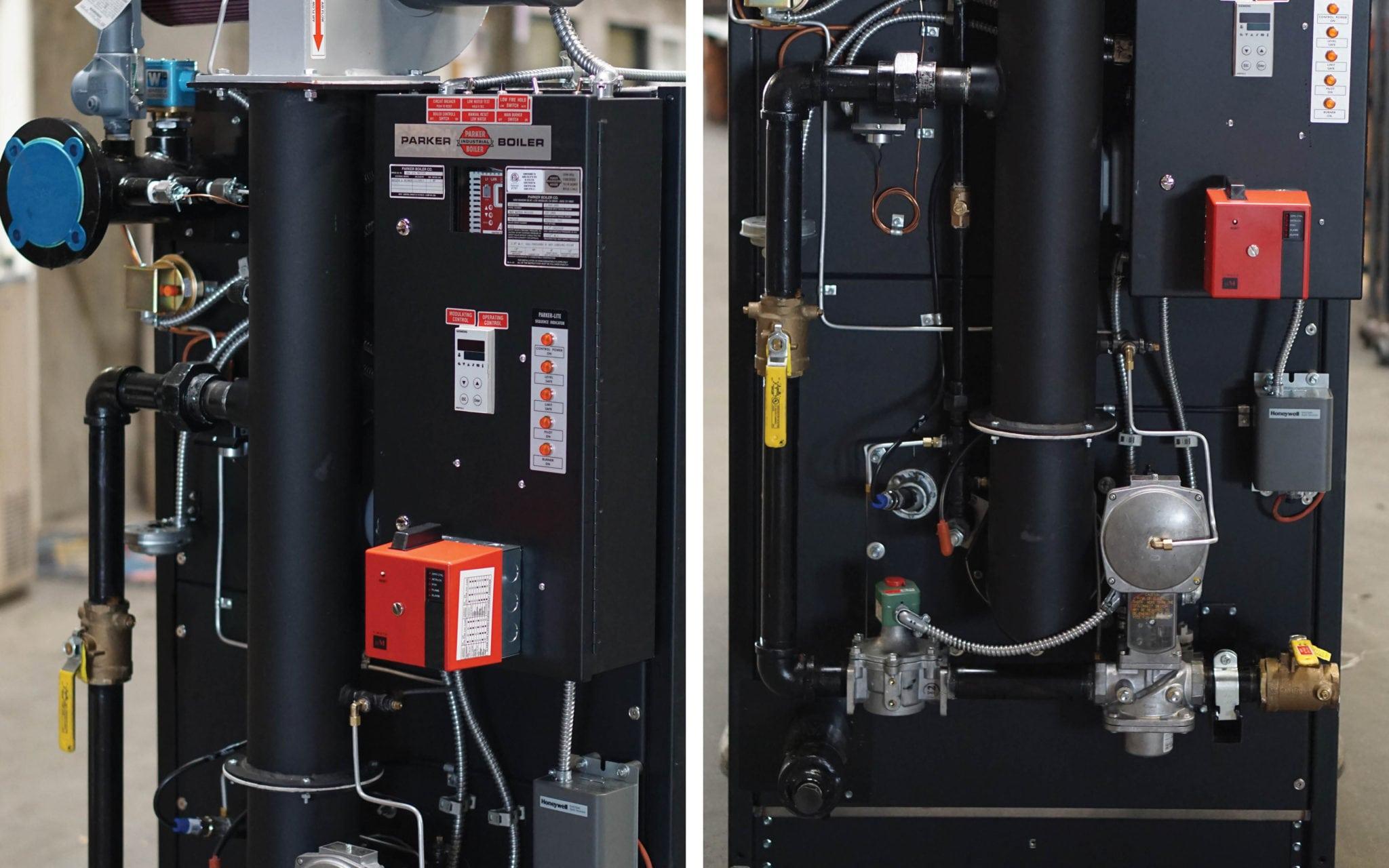 Hot Water Boilers - Parker Boiler Co. | Industrial & Commercial Boilers