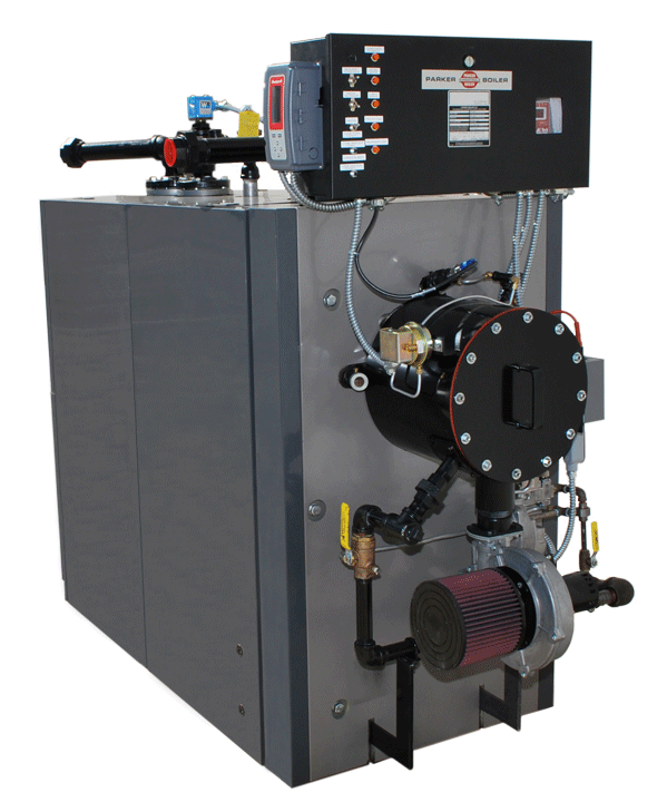 Condensing Hot Water Boilers - Parker Boiler Co. | Industrial ...