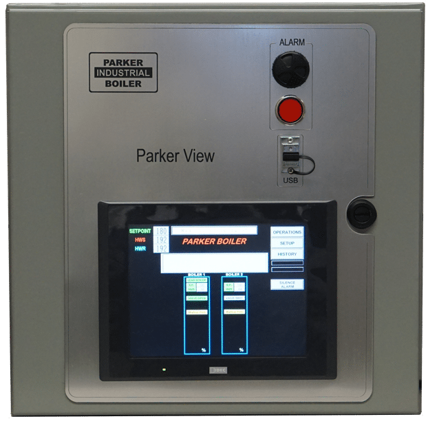 parker boiler co industrial & commercial steam and hot water boilers wood boiler installation diagrams learn more today